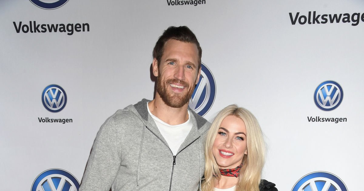 Best Why Julianne Hough Says S*X With Brooks Laich Can Be With Pictures