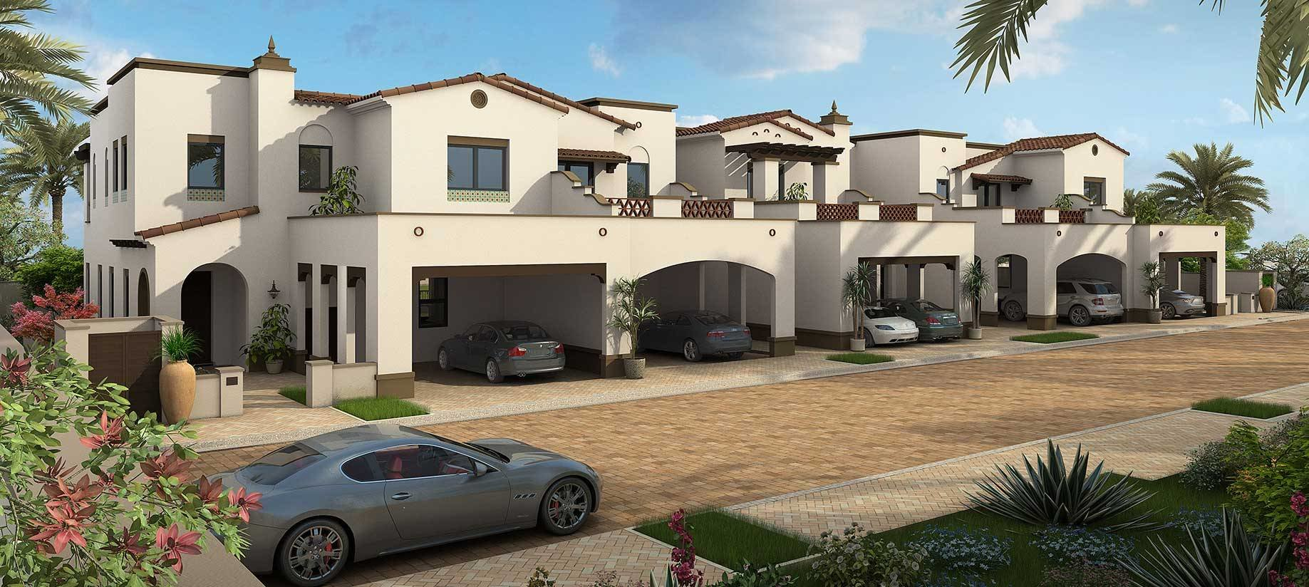 Best 2 Bedroom Townhouse Mushrif Village With Pictures