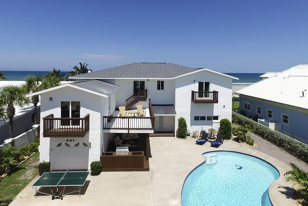 Best Cb1 6 Bedroom Cocoa Beach House Vrbo With Pictures
