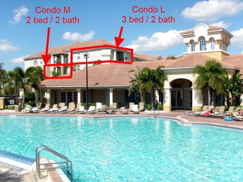 Best Disney Universal Seaworld 3 Condos All With Lakeview With Pictures