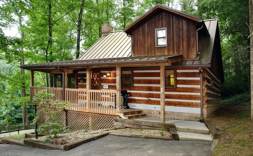 Best 1 Bedroom Romantic Gatlinburg Cabin Near Downtown With With Pictures