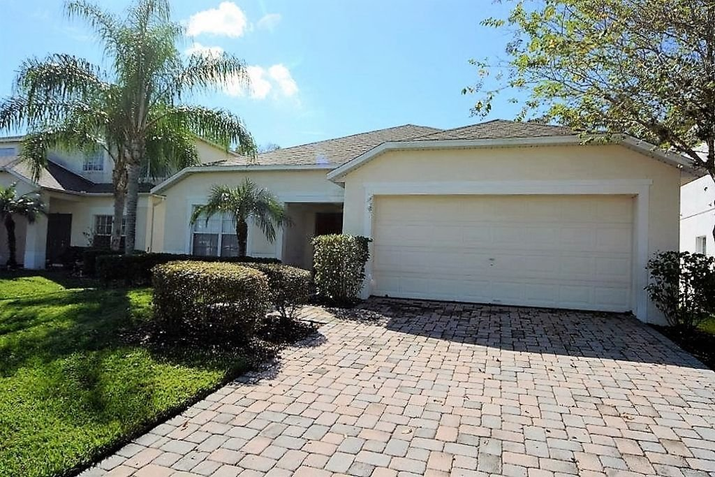 Best 4 Bedroom Orlando Vacation Pool Home With Games Room With Pictures