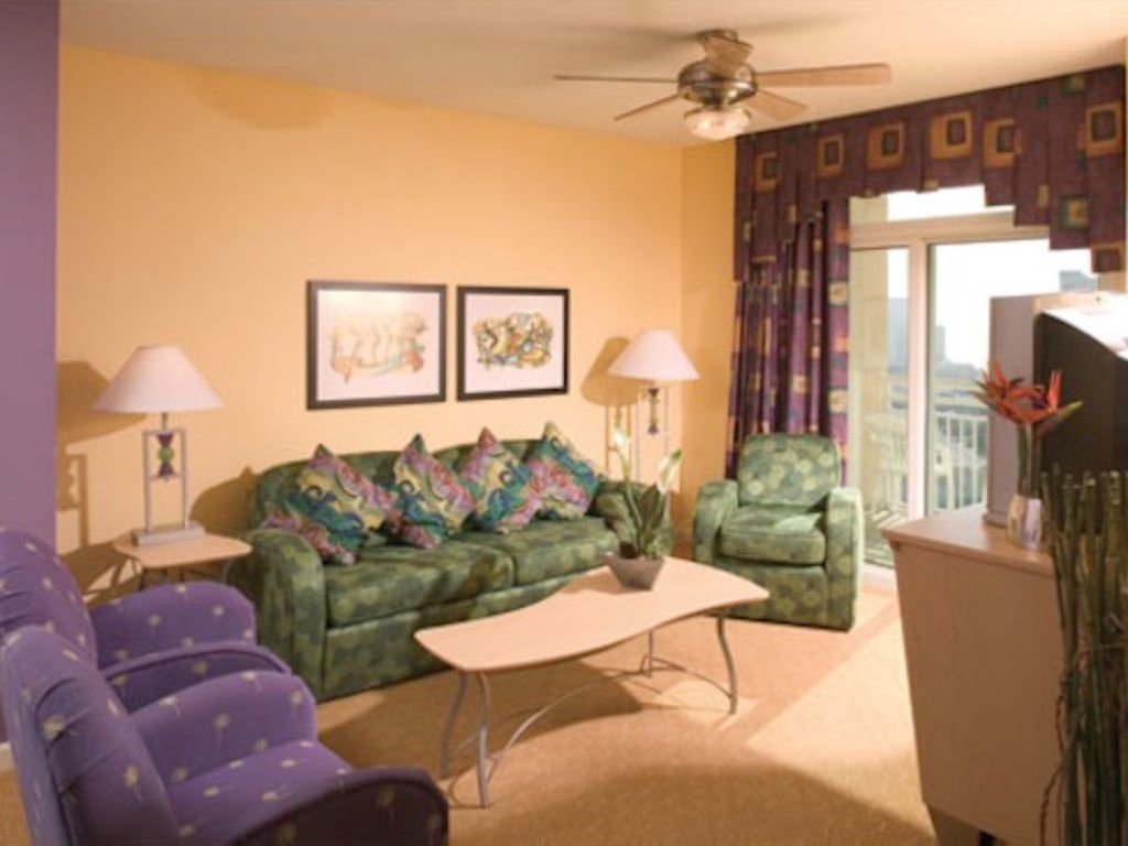 Best 2 Bedroom Deluxe At Wyndham Ocean Boulevard In Myrtle With Pictures