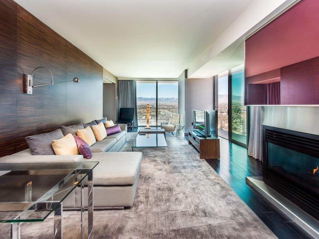 Best Great Value Palms Place One Bedroom Suite High Floor With Pictures