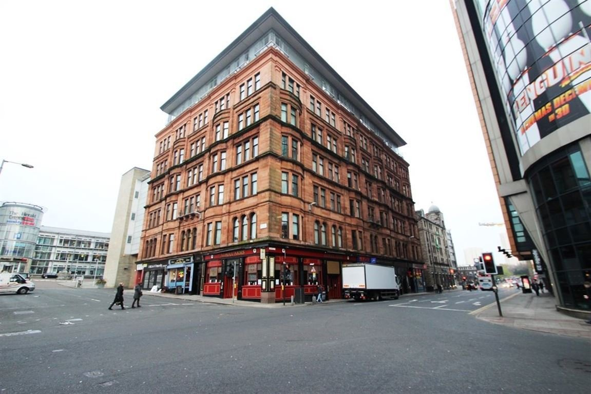 Best 1 Bedroom Flat To Rent Renfield Street Flat City Centre With Pictures