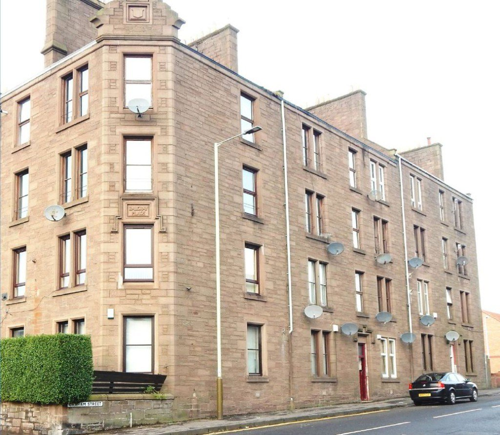 Best 1 Bedroom Flat To Rent Graham Street Dundee Dd4 9Ad With Pictures