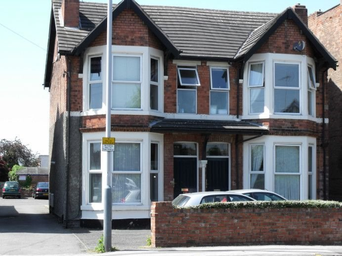 Best 1 Bedroom Flat To Rent Loughborough Road Nottingham Ng2 7Je With Pictures