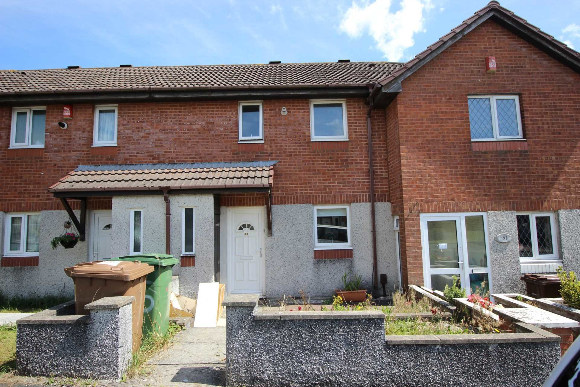 Best 2 Bedroom Terraced House To Rent Trevose Way Plymouth With Pictures