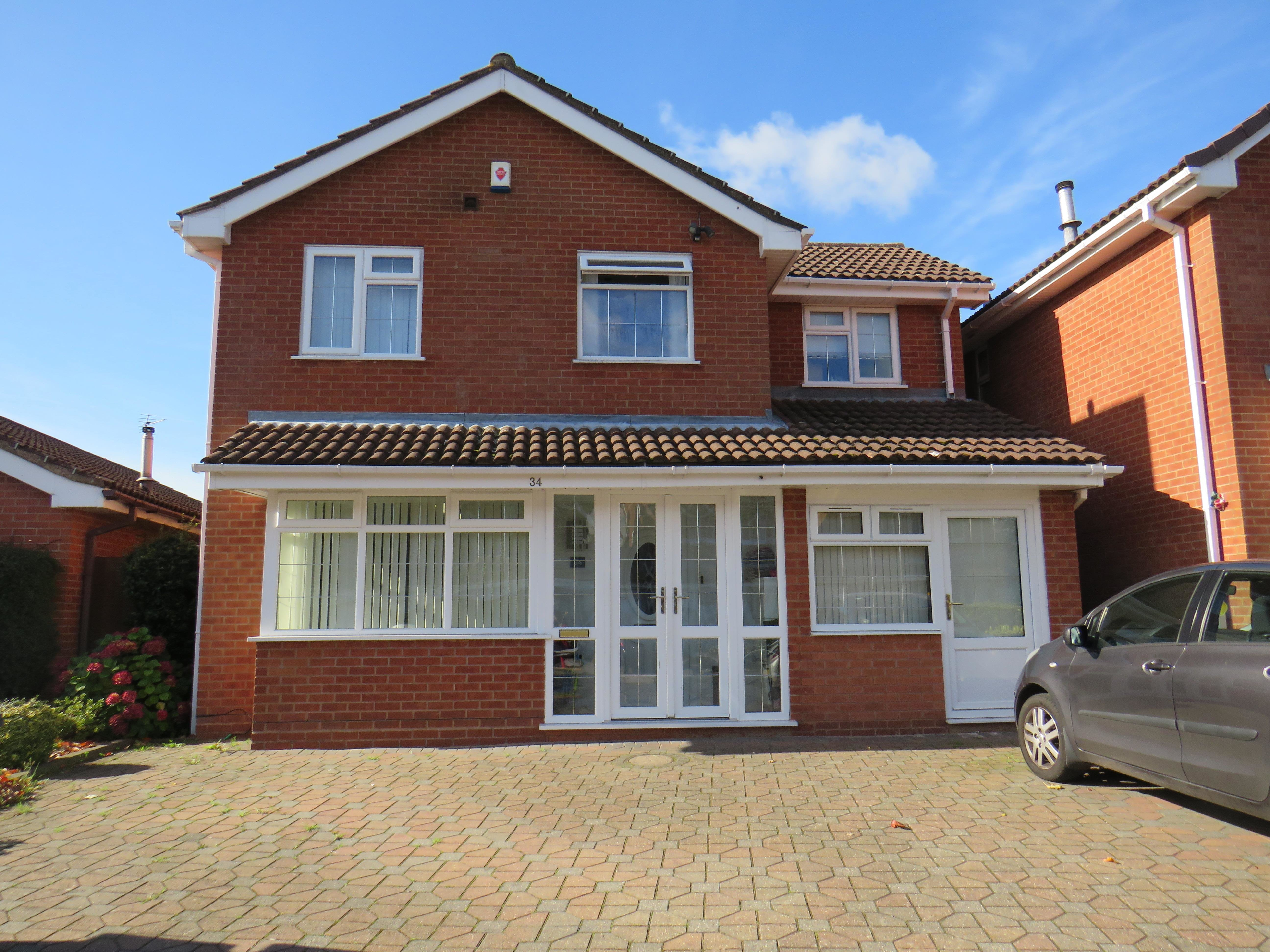 Best 5 Bedroom House To Rent Newey Road Hall Green Birmingham B B28 0Jq With Pictures