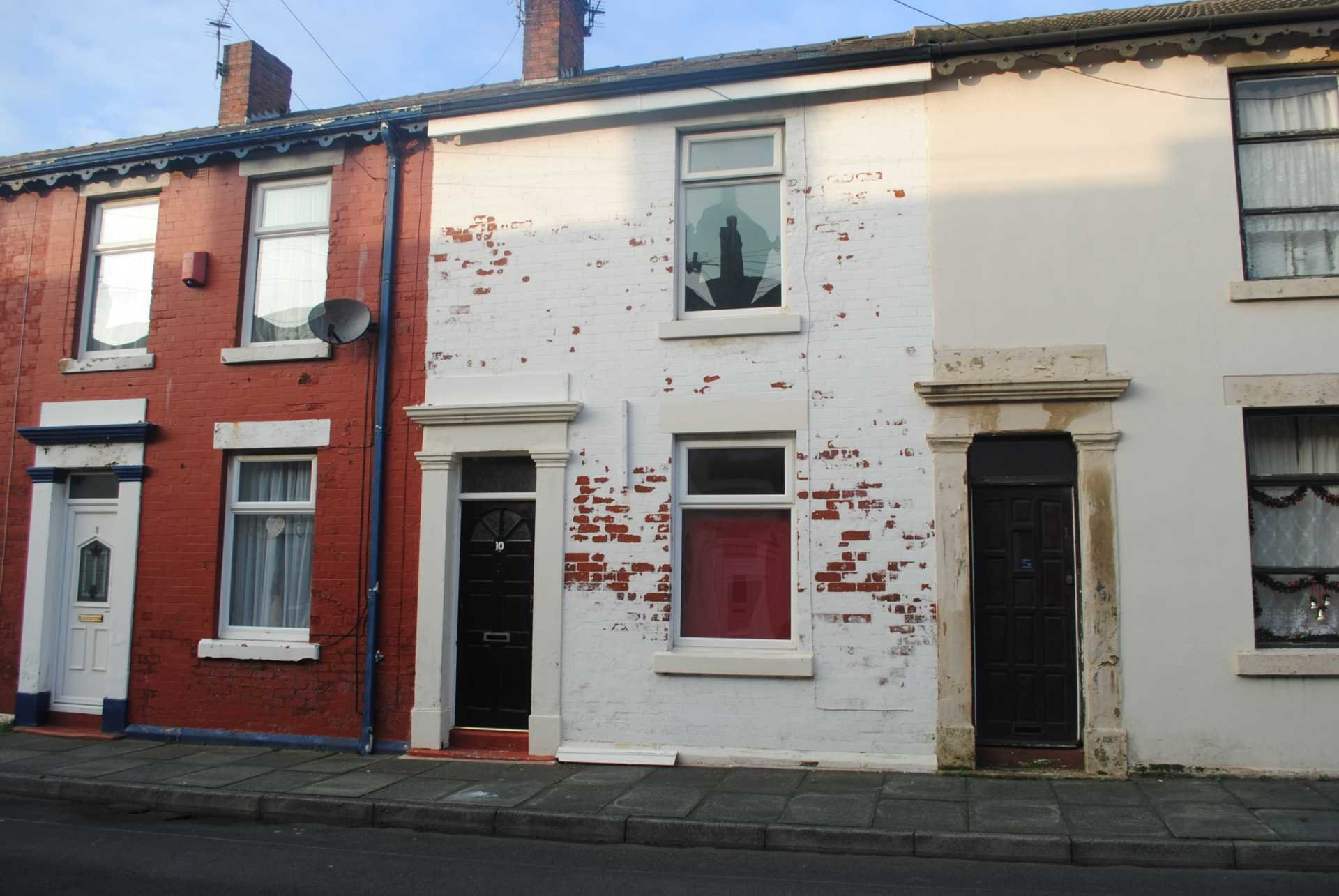 Best 2 Bedroom Terraced House To Rent Percy Street Blackpool Fy1 3Rd With Pictures