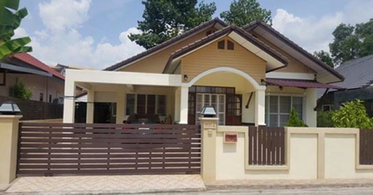 Best 3 Bed House For Rent In Choeng Noen Mueang Rayong ฿13 000 With Pictures