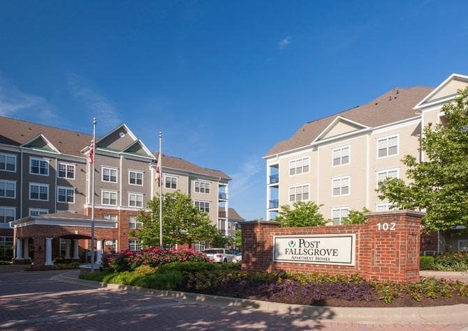 Best Post Fallsgrove Apartments Rockville Md Walk Score With Pictures