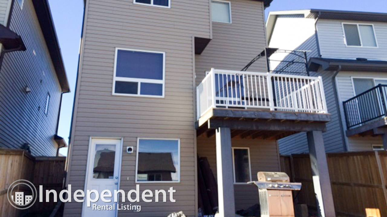 Best 3 Bedroom House With Walkout Basement For Rent In Kincora With Pictures