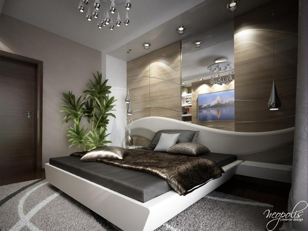 Best Fashion Modern Bedroom Designs By Neopolis 2014 With Pictures