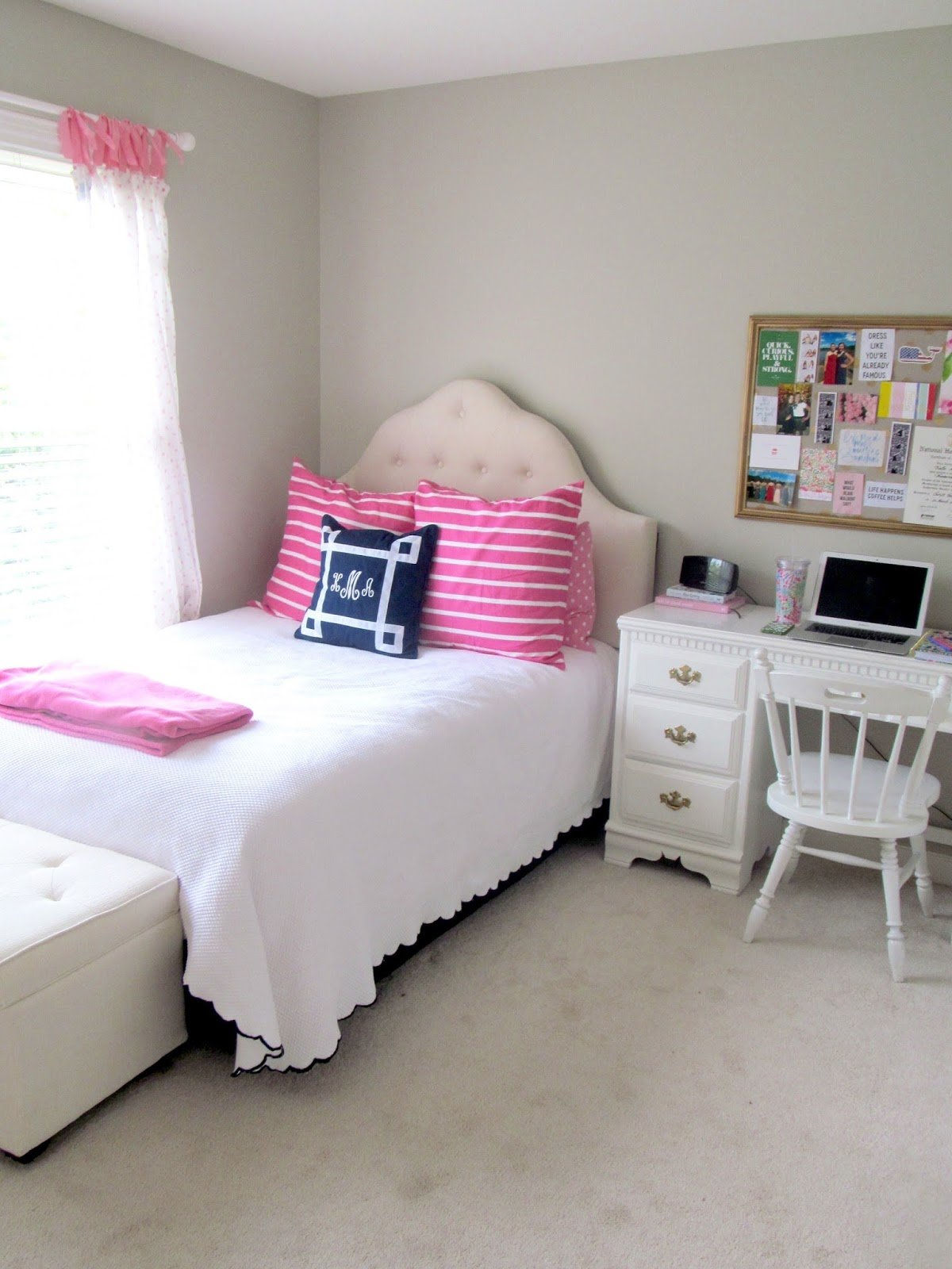 Best Chic In Carolina Bedroom Redesign Reveal With Pictures