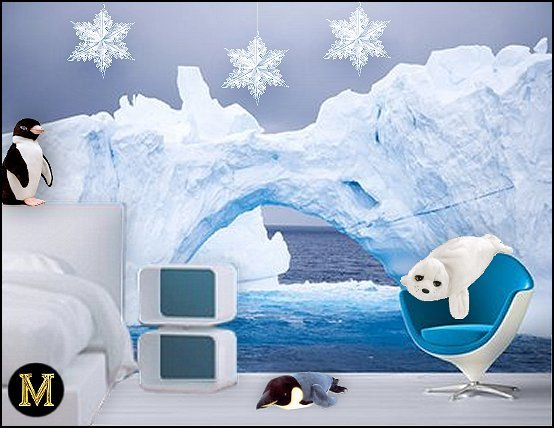 Best Decorating Theme Bedrooms Maries Manor Arctic With Pictures