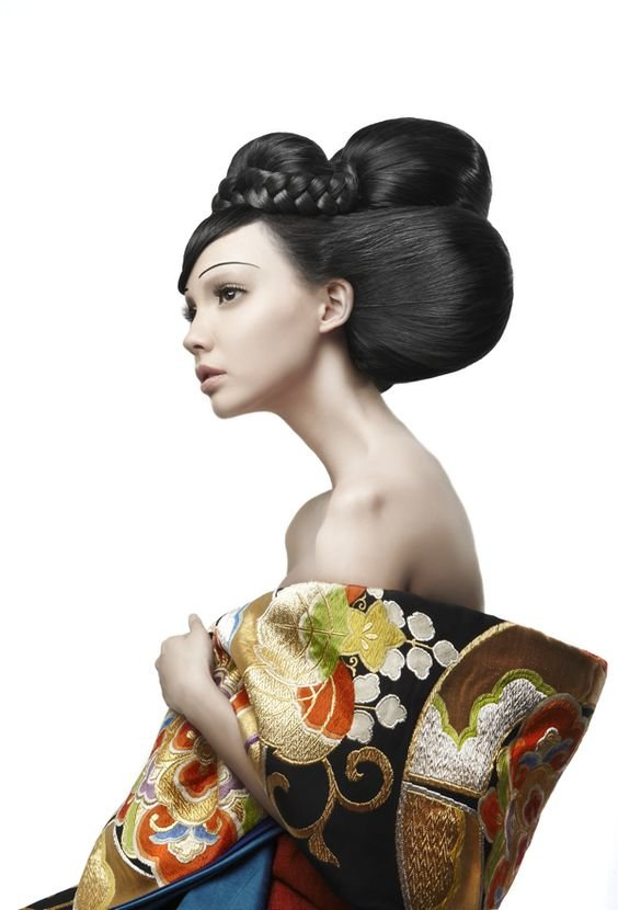 Free New Geisha 7 Avant Garde Haistyle And Makeup Trends The Wallpaper