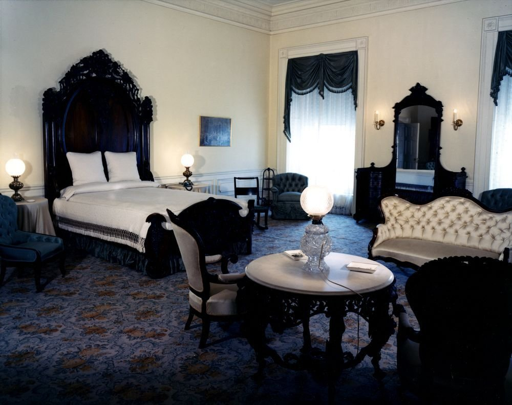 Best Kn C16118 Lincoln Bedroom White House John F Kennedy With Pictures