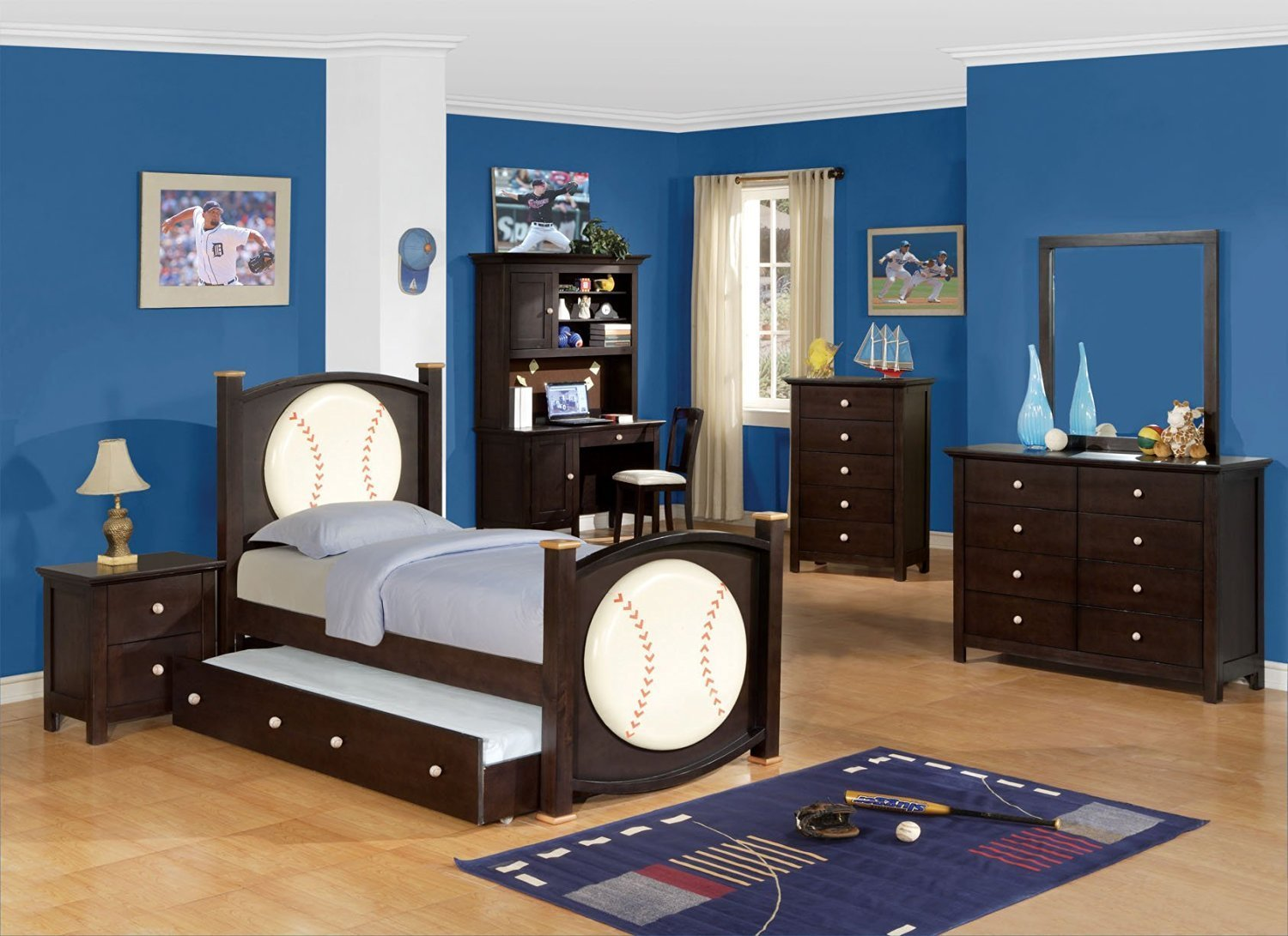 Best Baseball Themed Bedroom Ideas With Pictures