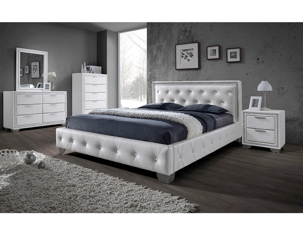 Best Crystal Bedroom Range White Rent2Buy With Pictures