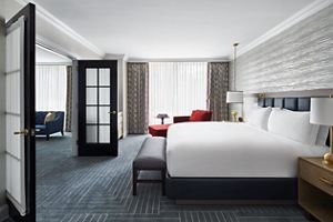 Best Club Level One Bedroom Suite The Ritz Carlton With Pictures