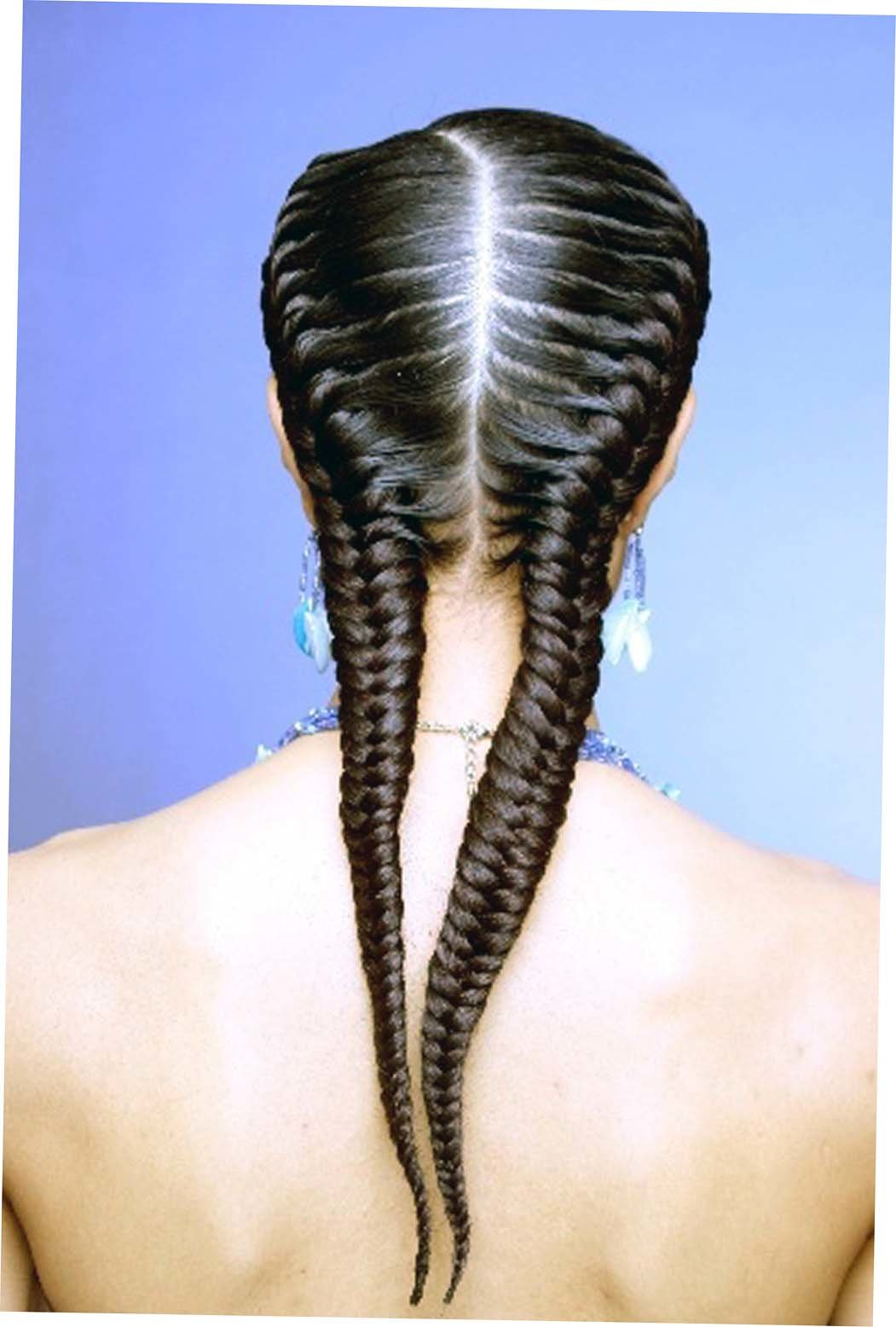 Free 21 African American Fishtail Braids Hairstyles 2017 Wallpaper
