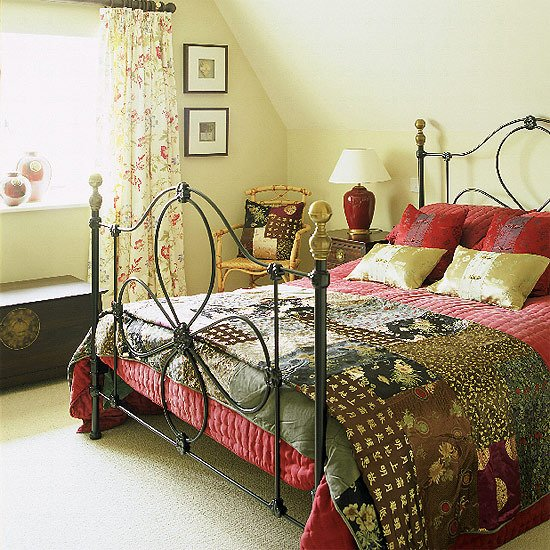 Best New Home Interior Design Stylish Country Bedroom With Pictures