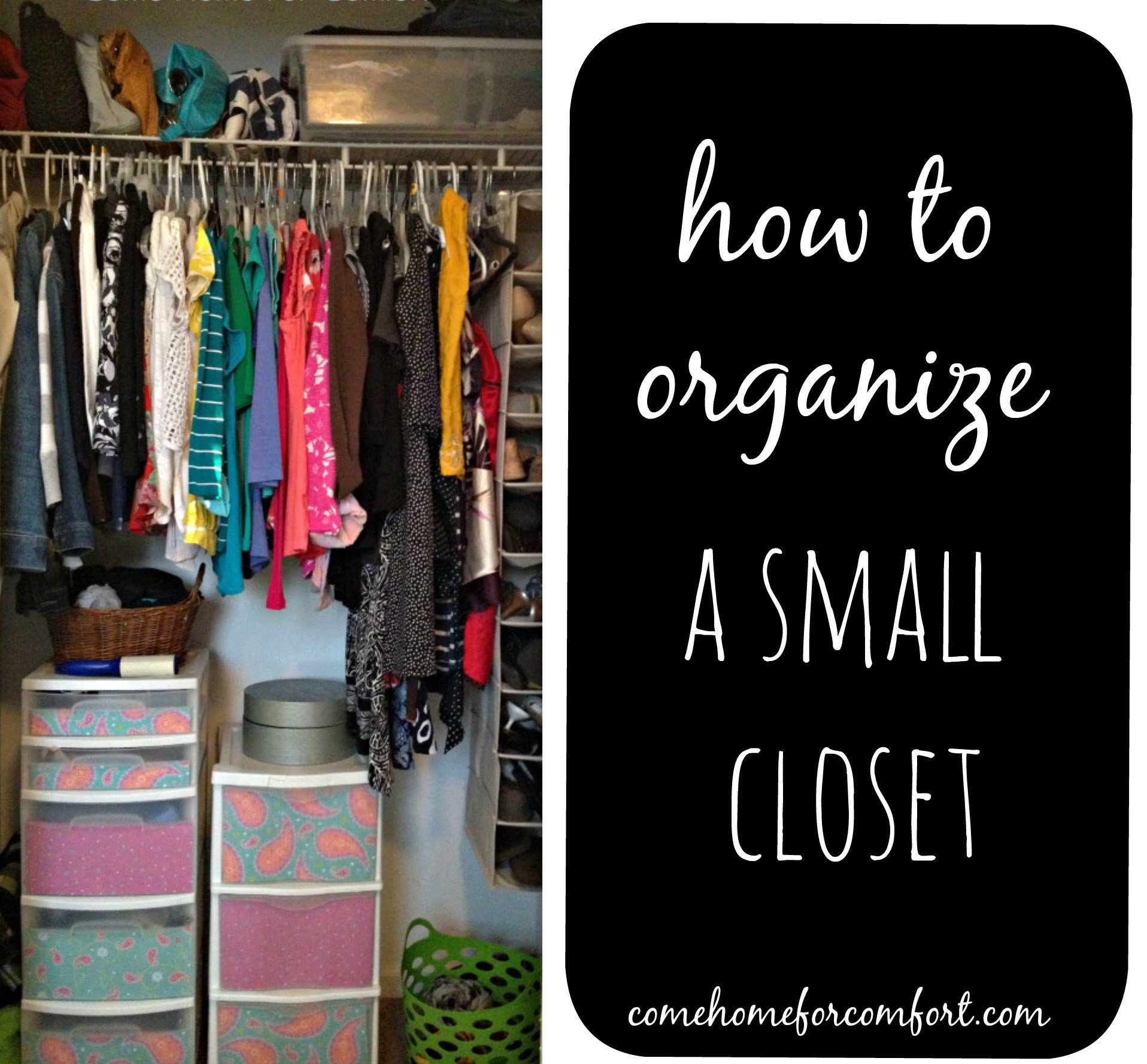 Best How To Organize Your Closet – Come Home For Comfort With Pictures
