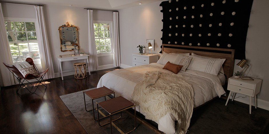 Best Nate Berkus Helps Turn Your Bedroom Into The Ultimate With Pictures