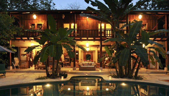 Best La Casona Luxury Beach House Vacation Rental Costa Rica With Pictures