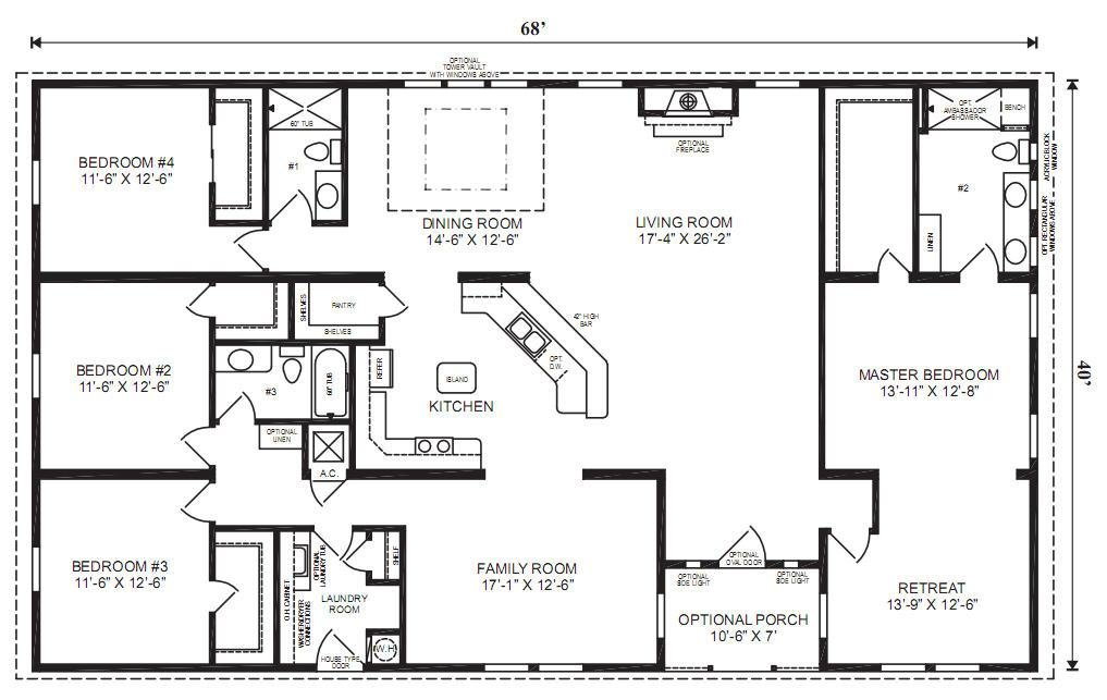 Best How To Read Manufactured Home Floor Plans With Pictures