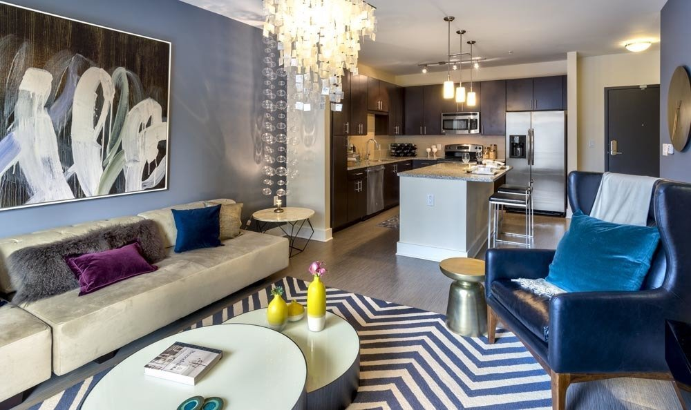 Best Luxury Studio 1 2 Bedroom Apartments In Atlanta Ga Berkshire Terminus With Pictures