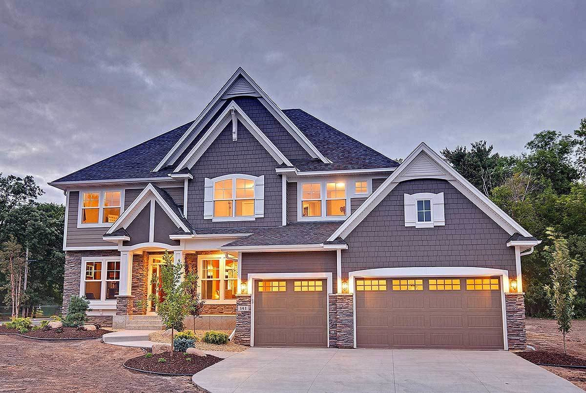 Best 5 Bedroom Sport Court House Plan 73369Hs Architectural With Pictures