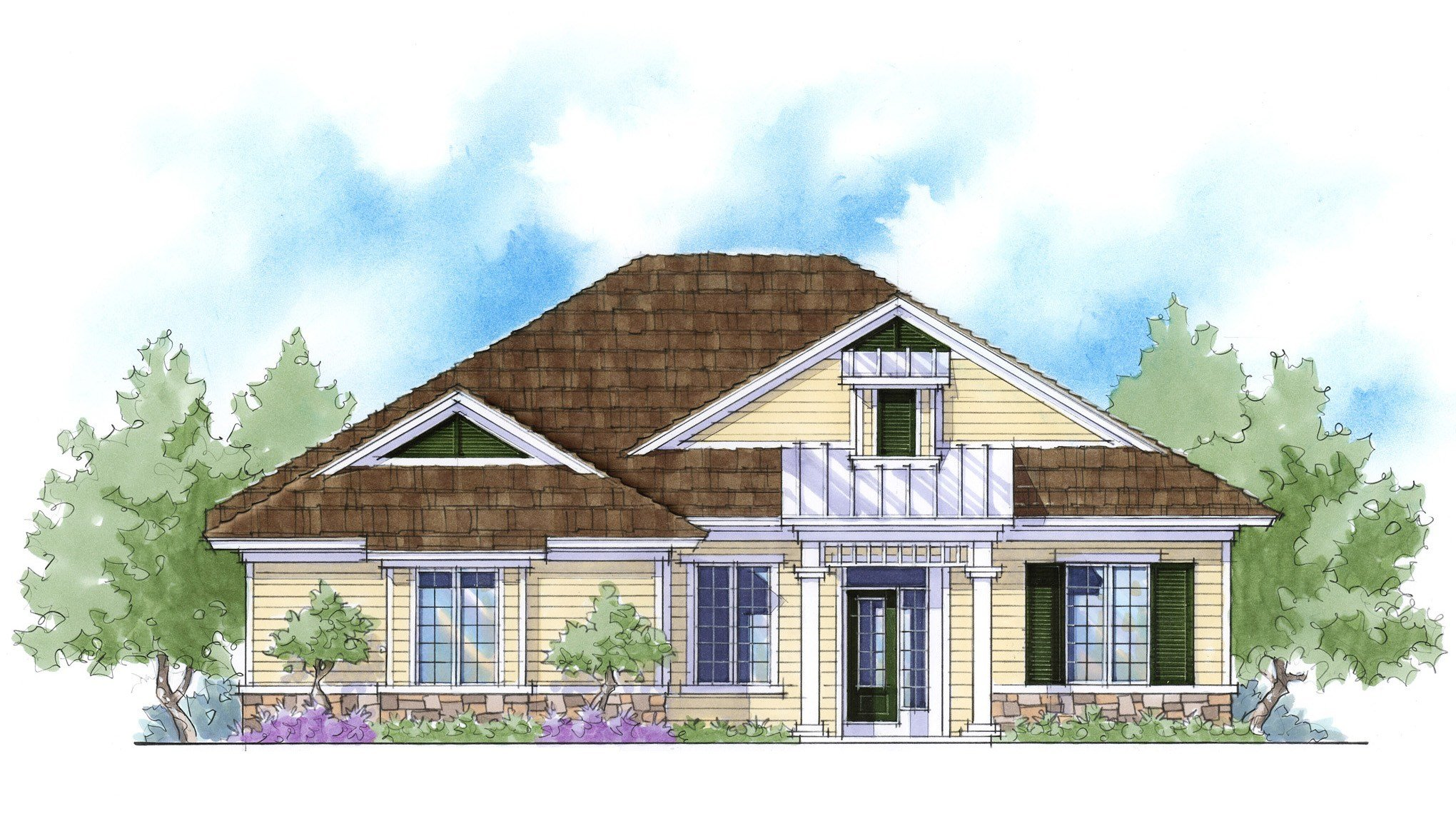 Best Dual Master Suite Energy Saver 33093Zr Architectural With Pictures