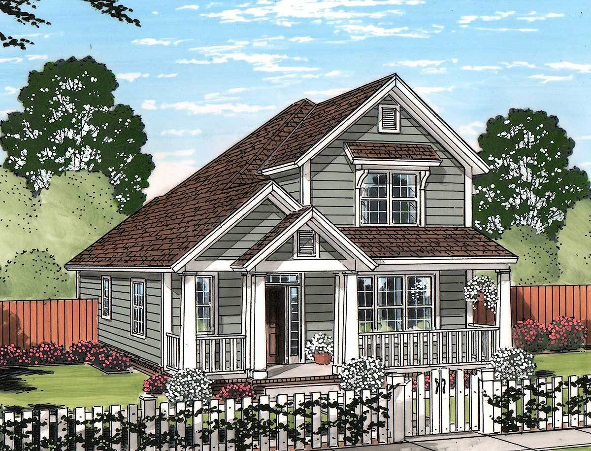 Best First Floor Master Suite 52245Wm Architectural Designs House Plans With Pictures
