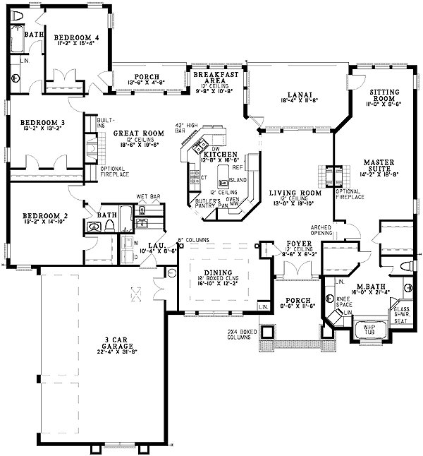 Best Sprawling Four Bedroom 59128Nd 1St Floor Master Suite Cad Available Corner Lot Florida With Pictures