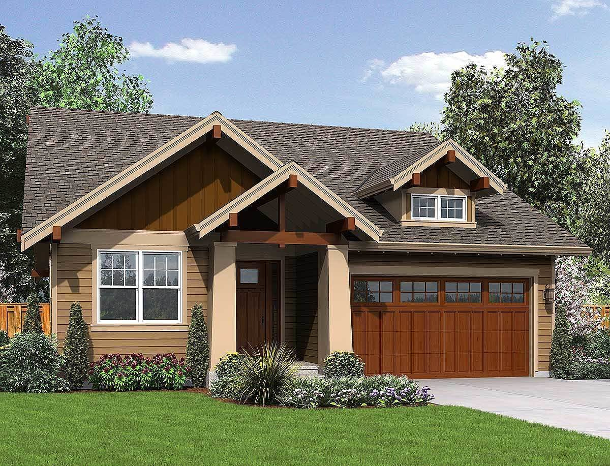 Best 3 Bedroom Craftsman Ranch Home Plan 69554Am With Pictures