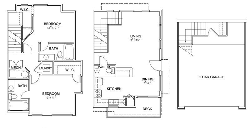 Best Floor Plans For Blue Koi Apartments In Salt Lake City With Pictures