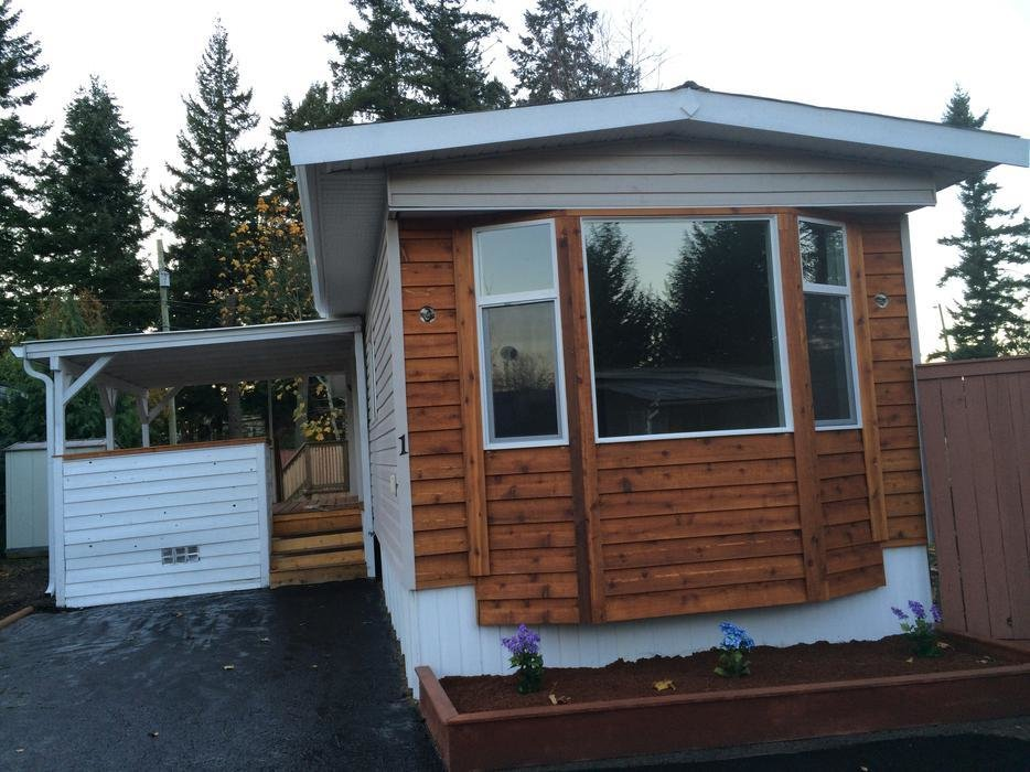 Best 3 Bedroom Manufactured Home Rent To Own Cowichan Bay With Pictures
