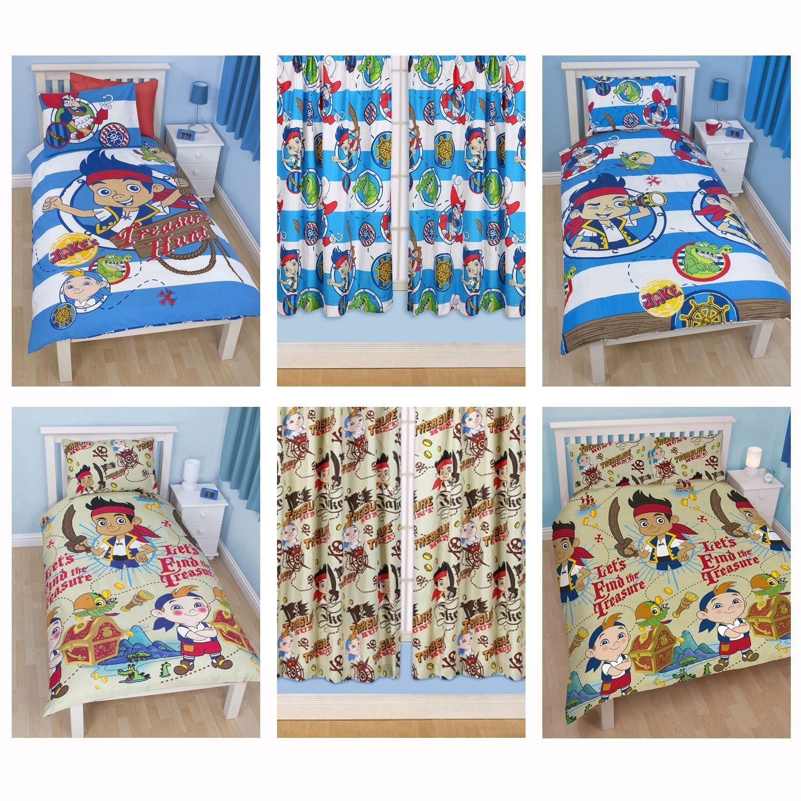 Best Jake The Neverland Pirates Bedroom Duvet Covers With Pictures