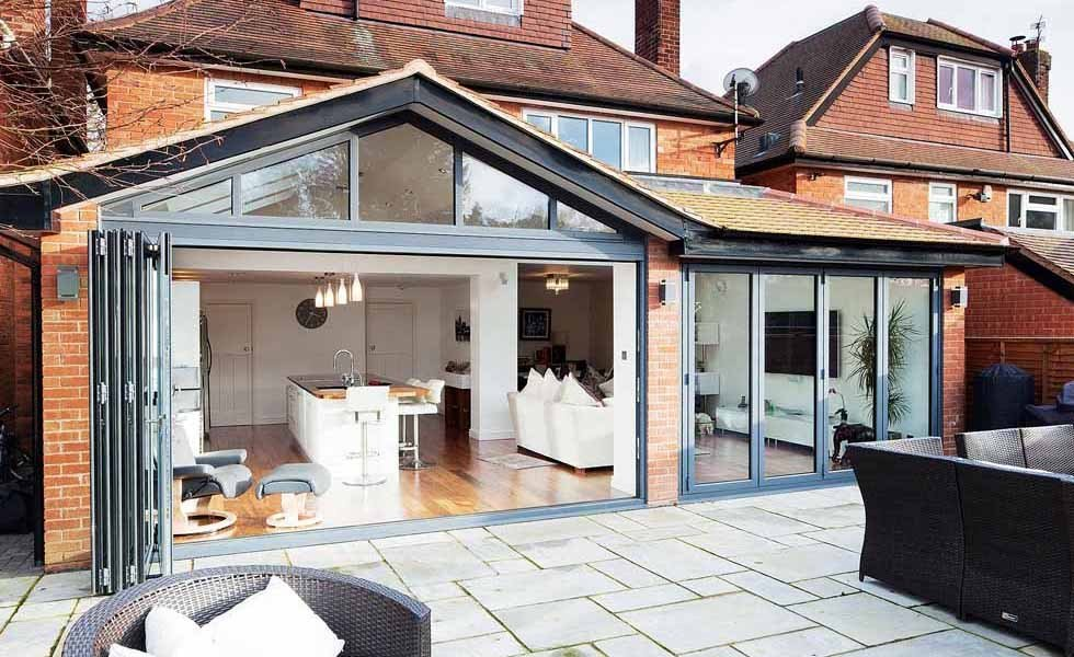 Best Single Storey Extension Design Ideas Homebuilding Renovating With Pictures