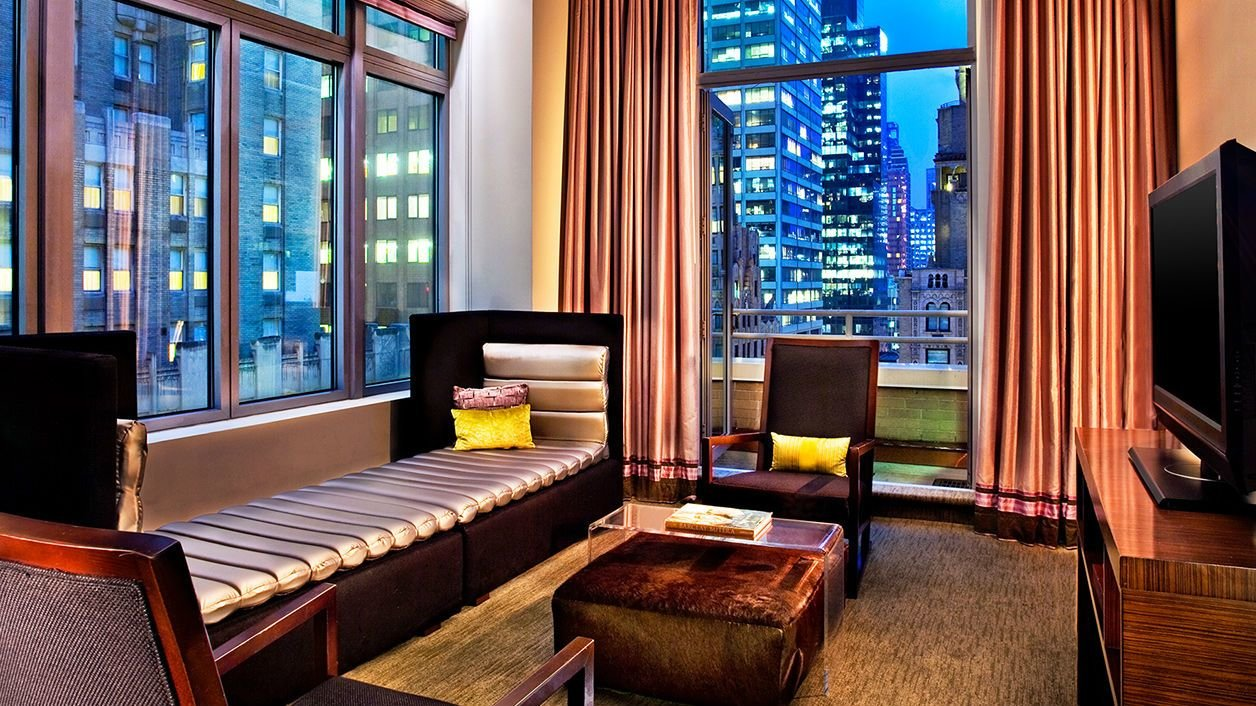 Best Hotels In Manhattan The Maxwell Hotel Nyc With Pictures