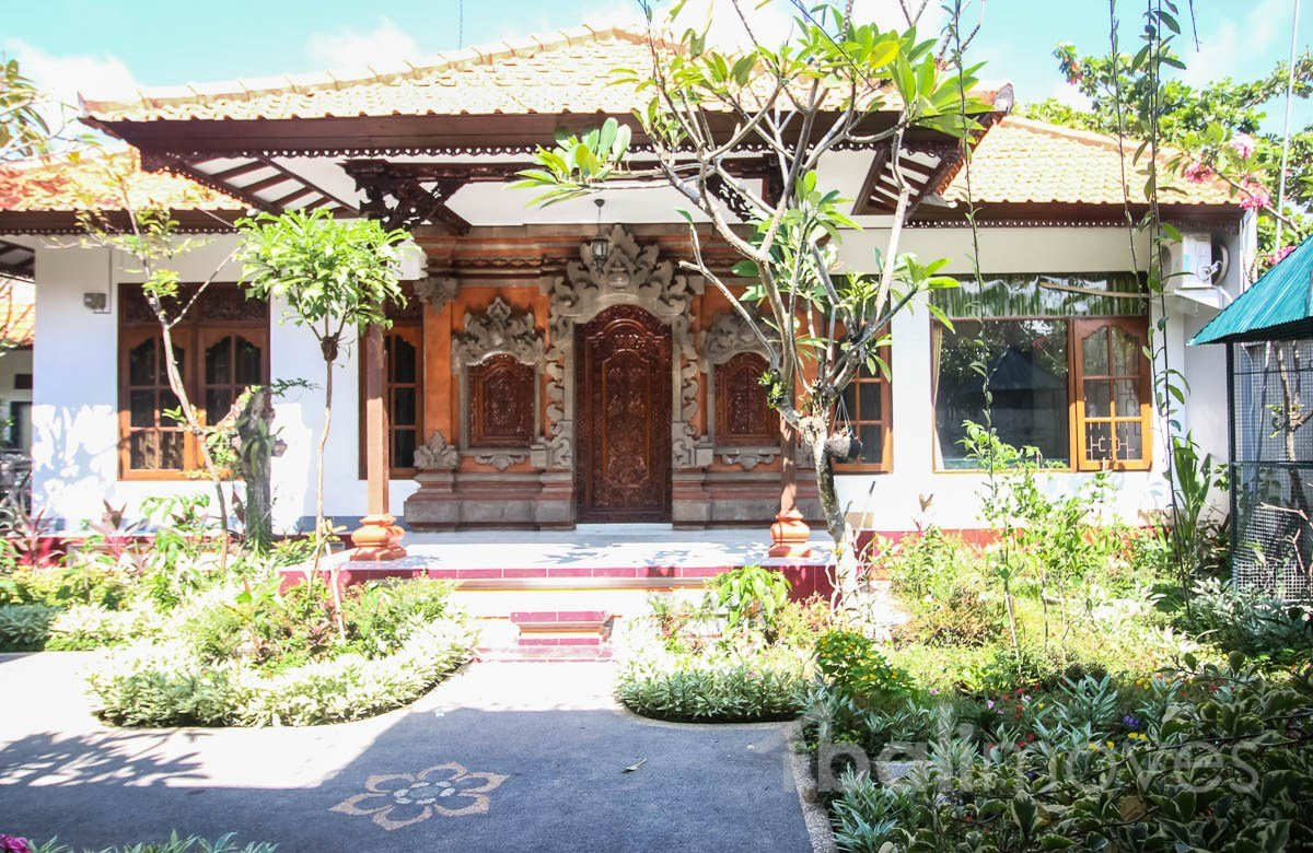 Best Two Bedroom Balinese House At Beachside Sanur ⋆ Sanur S With Pictures