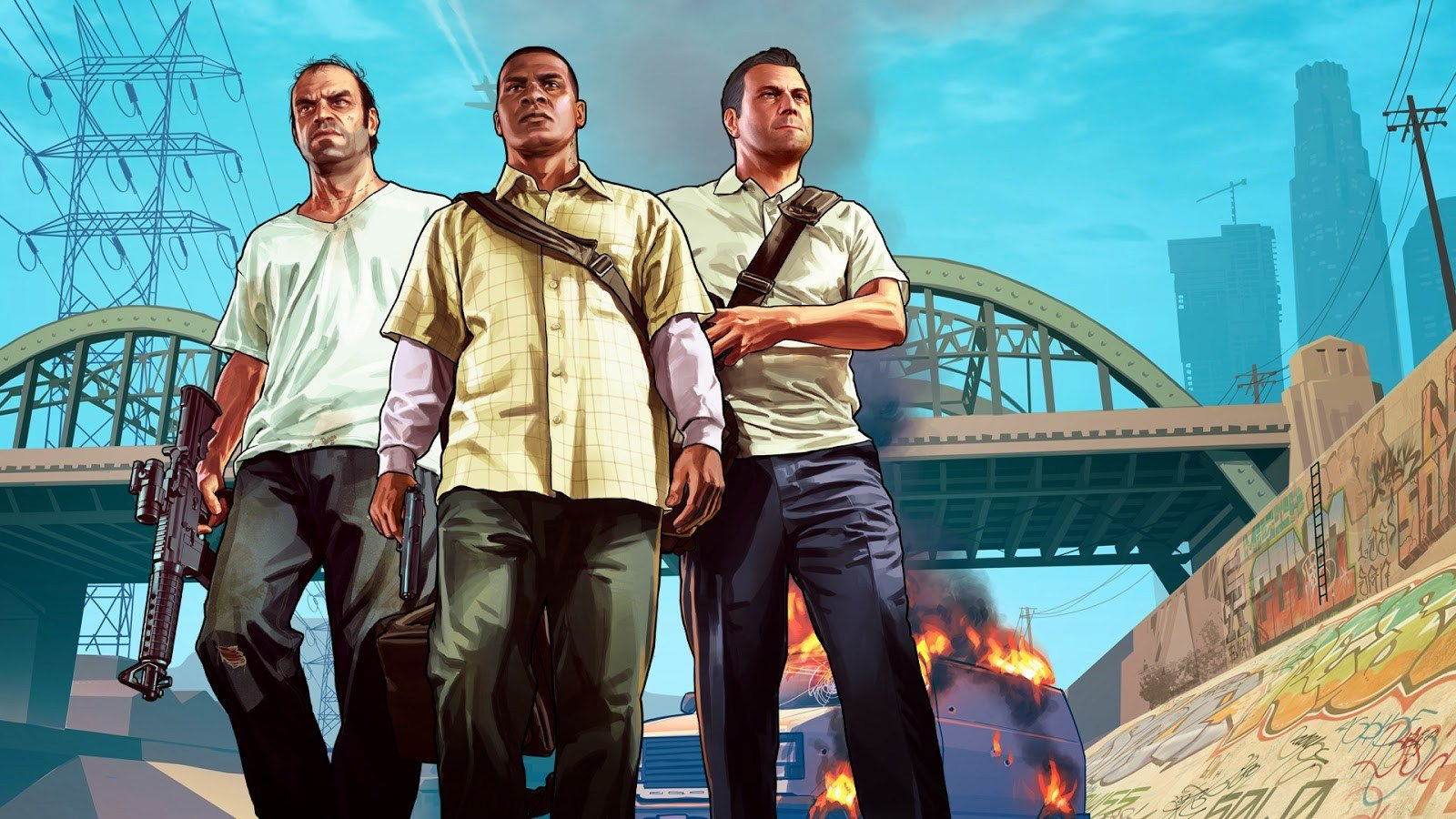 Best Gta 5 Wallpapers Hd Wallpapersafari With Pictures