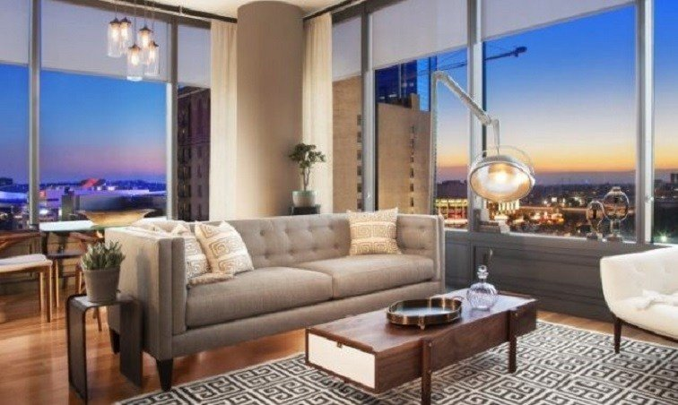 Best Renting In The City Of Angels 1 Bedroom Apartments With Pictures
