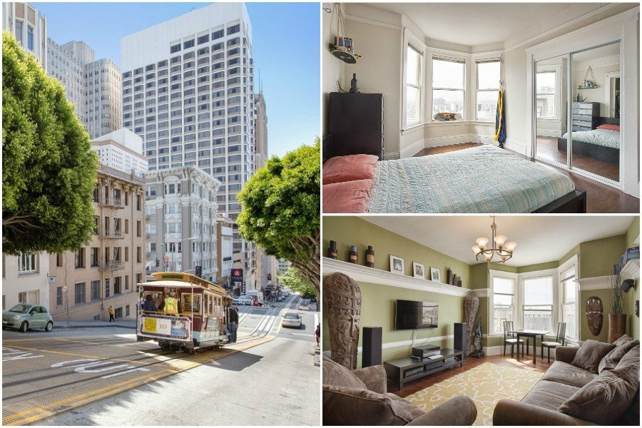 Best 1 Bed Apartments You Can Rent In San Francisco Right Now With Pictures Original 1024 x 768