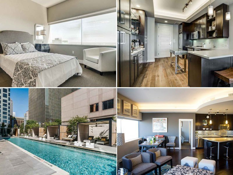 Best 10 Largest Rental Developments Completed In 2015 In Dallas With Pictures