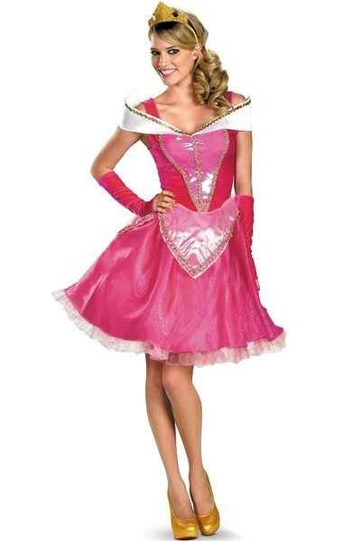 Best Disney Princess Aurora Costume Sleeping Beauty Costume With Pictures