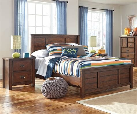 Best Ladiville B567 Panel Bed Full Size Ashley Furniture With Pictures