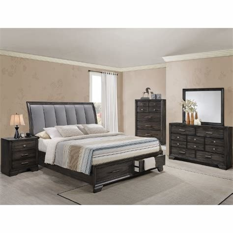 Best Crown Mark 6580 Jaymes Bedroom Set With Pictures